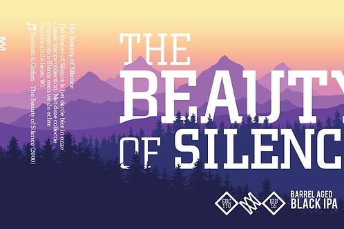The Beauty of Silence (Black IPA)
