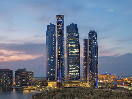 Jumeirah at Etihad Towers Review