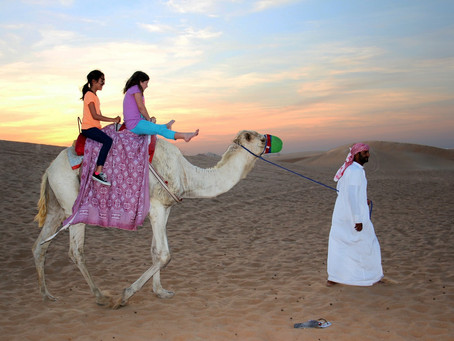 16 Reasons to Never Take Your Kids to Abu Dhabi