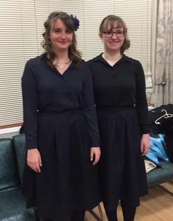 Katja & Elisabeth