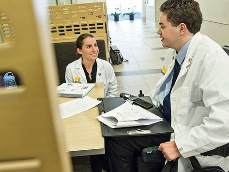 More Medical Students Are Disclosing Their Disabilities, and Schools Are Responding, Study Finds