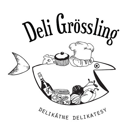 Deli Grossling Logo Nina Sefcik
