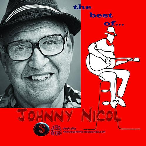 Johnny Nicol - The Best Of...