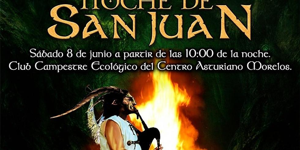 La Fiesta de la Noche de San Juan