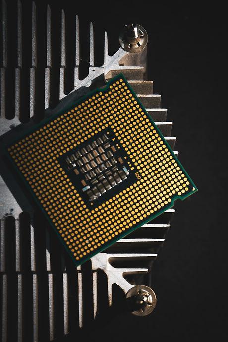 CPU with Heatsink