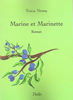 Marine et Marinette Skriva
