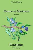 Couverture Tania Zimen - Marine et Marinette & Cent Jours - Ebook.png