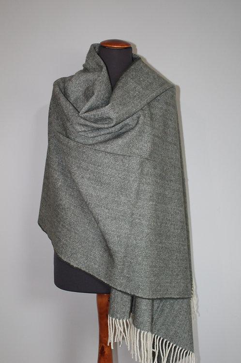 Shawl Dark Grey