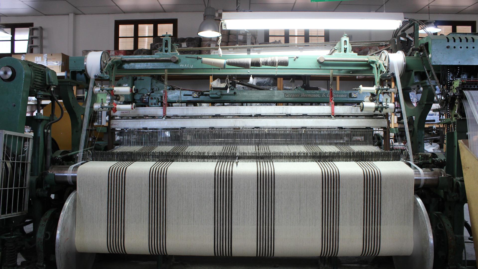 Weefmachine PrinceWillem