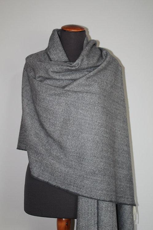 Sjaal donker Groen