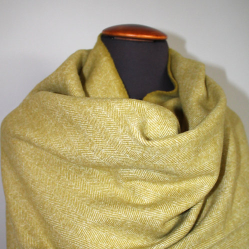 Sjaal Groen (mos)
