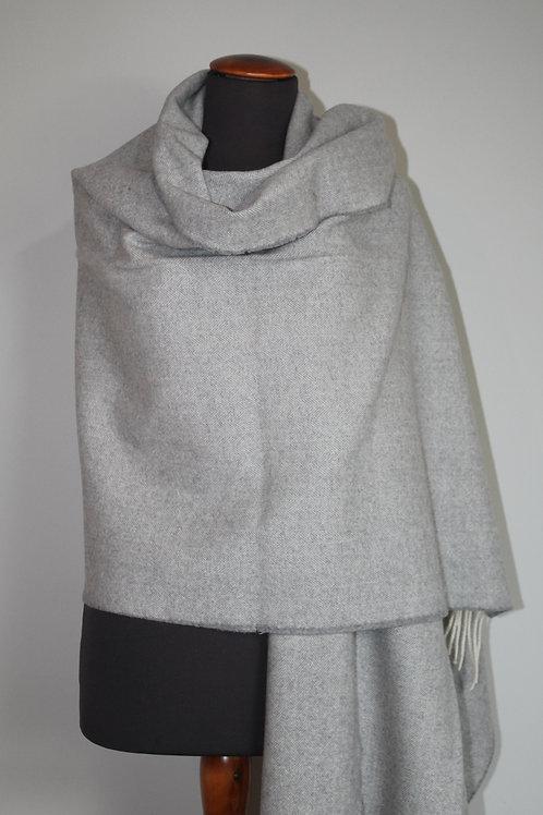 Shawl Light Grey