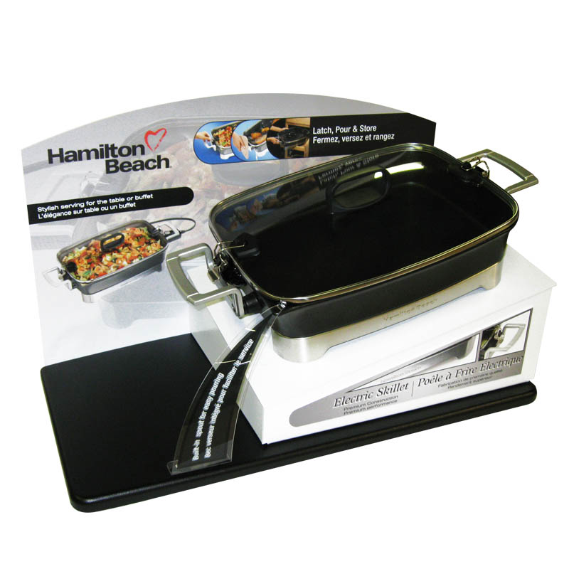 Hamilton Beach_Electric Skillet
