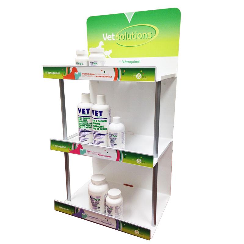Vetoquinol Stackable Display