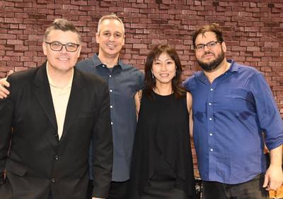 Miho Samba Jazz Quartet at Long Beach Public Library