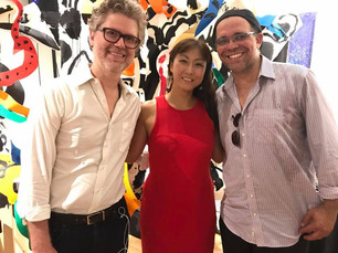 Miho Bossa Trio at 4W 43rd st in NY