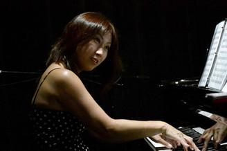 at Jazz Forum