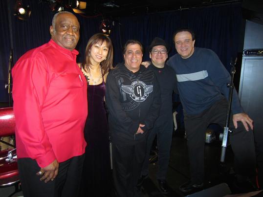 Bernard Purdie & Friends at Iridium NY