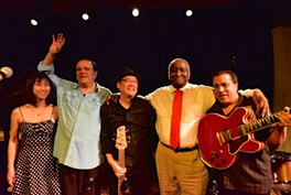 Bernard Purdie & Friends at the Falcon, NY