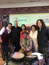 Bakithi Kumalo & Friends at Long Beach Jazz Festival