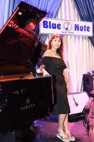 At Blue Note NY