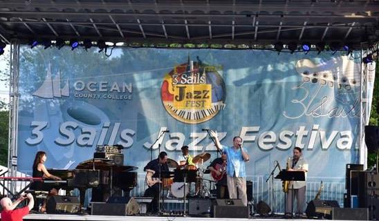 3 Sails Jazz Festival - Bernard Purdie & Friends, NJ