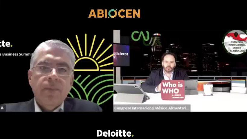 Los noticieros.tv los invita a participar en el Agronegocios Business Summit Edición 2020 Deloitte
