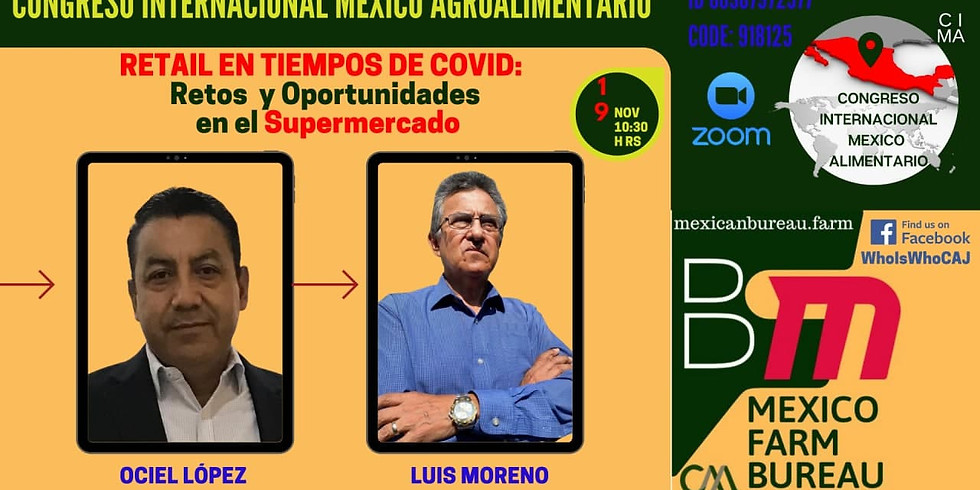 Congreso Internacional México Alimentario