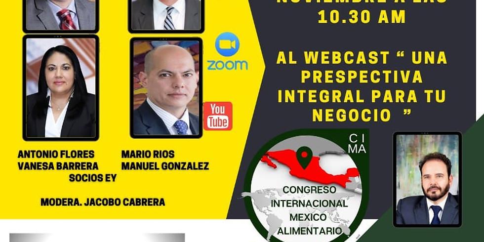 Ponencia del Congreso Internacional México Alimentario