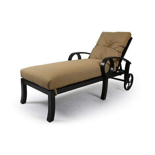Eclipse Chaise Lounge Cushion