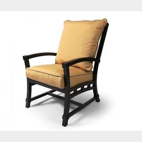 Mallin Atlantis Dining Chair Cushion