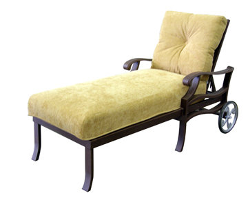 Anthem Chaise Lounge Cushion