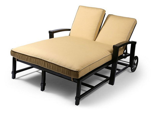 Mallin Atlantis Double Chaise Cushion