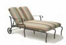 Mallin Scarsdale Double Chaise Cushion