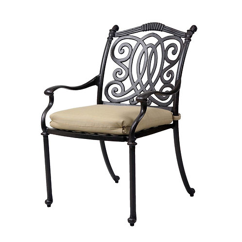 Vallejo Dining Chair Seat Cushion