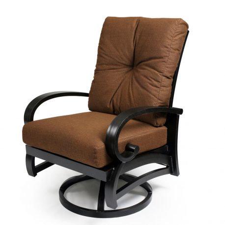 Mallin Salisbury Swivel Dining Arm Chair Cushion