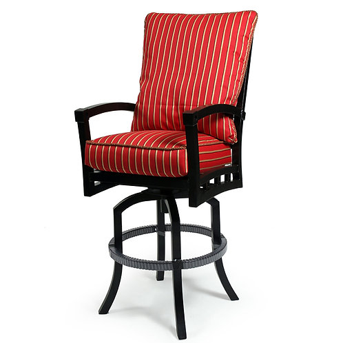 Mallin Atlantis Barstool Cushion