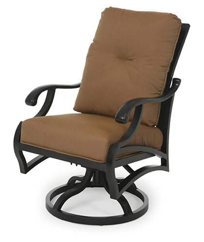 Volare Dining Swivel Arm Chair Cushion