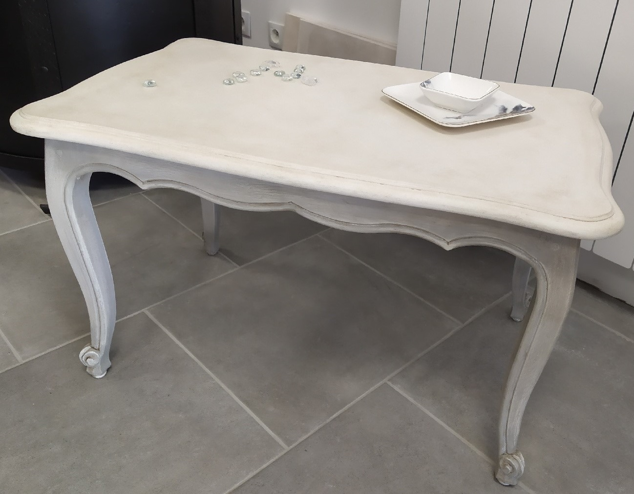 Table basse style Baroque