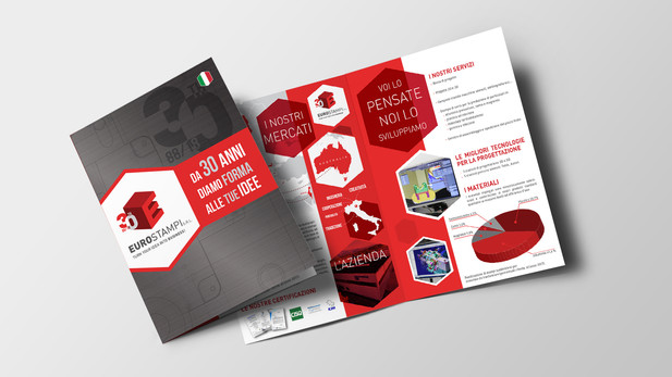 Brochure Aziendale Eurostampi