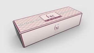 Pakaging piastra Venus Hg Hair