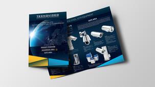 Brochure aziendale Tecnovideo