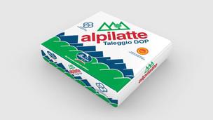 Pakaging Taleggio Alpilatte