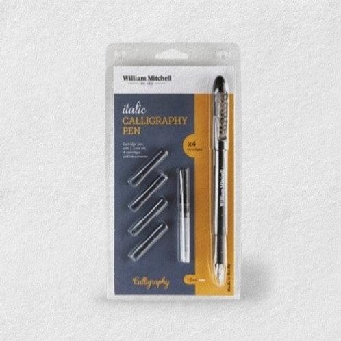 William Mitchell Italic Calligraphy Pen