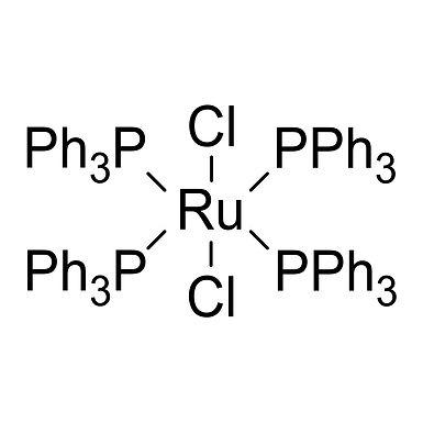 Dichlorotetrakis(triphenylphosphine)ruthenium(II)   15555-77-8