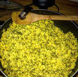 Cooking with Cumin Oil