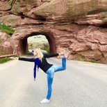 Dancers Pose Colorado 2016
