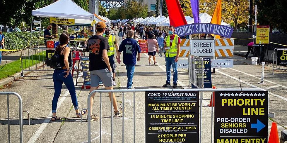 Freemont Sunday Market