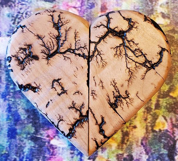 Electrified Heart Gift Box