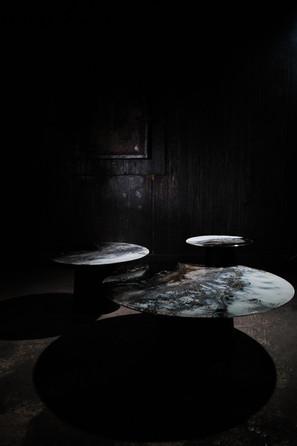 Telluric Table Set